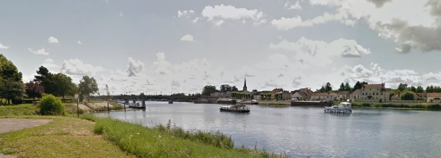 burgundy river tourism